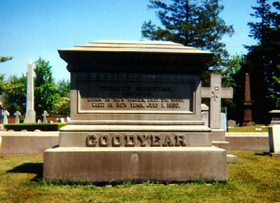 a biography of charles goodyear an engineer Innovations/inventions, it's principal engineer was benjamin wright  charles goodyear invented vulcanized rubber on june 24 1844.
