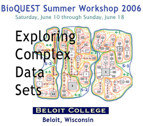 BioQUEST Summer 2006 Workshop